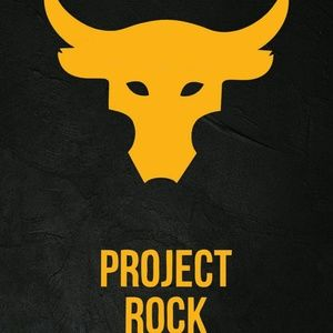 cien plantador Tantos  Wallpaper Under Armour Project Rock Logo